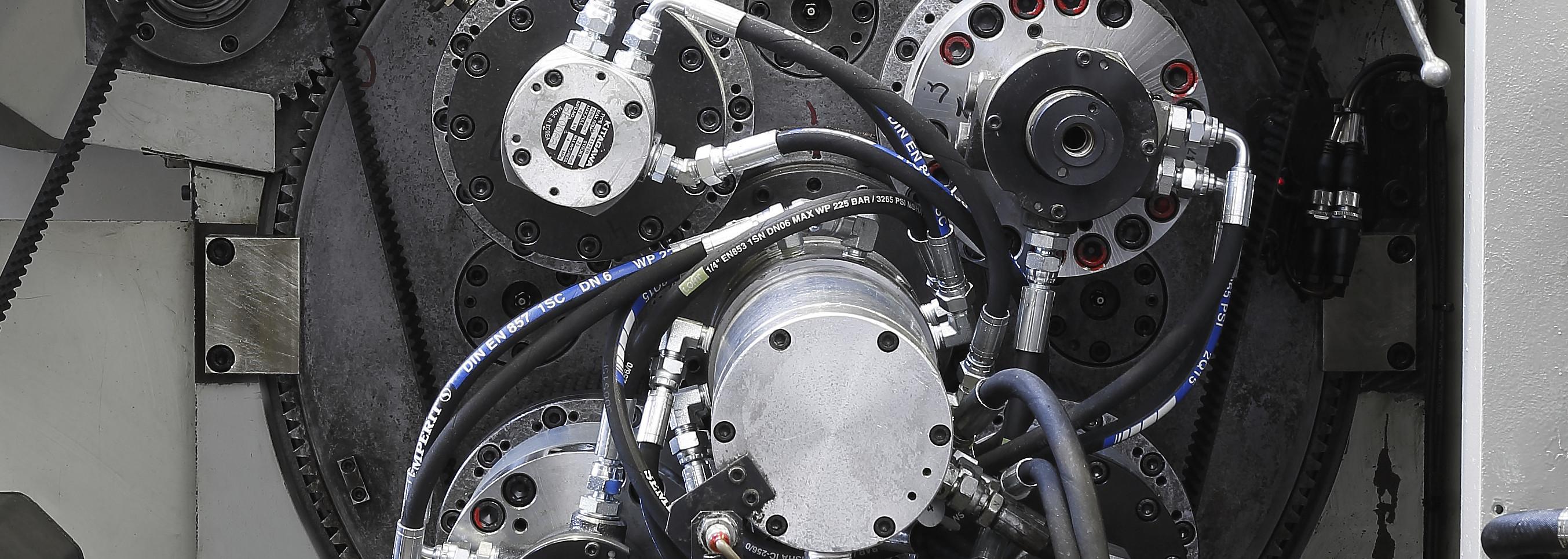 Retrofitting Mecánico