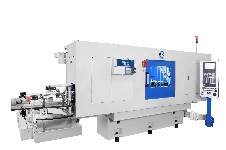 Danobat R2-600 CNC. Rectificadora de exteriores. Retrofitting eléctrico y mecánico.